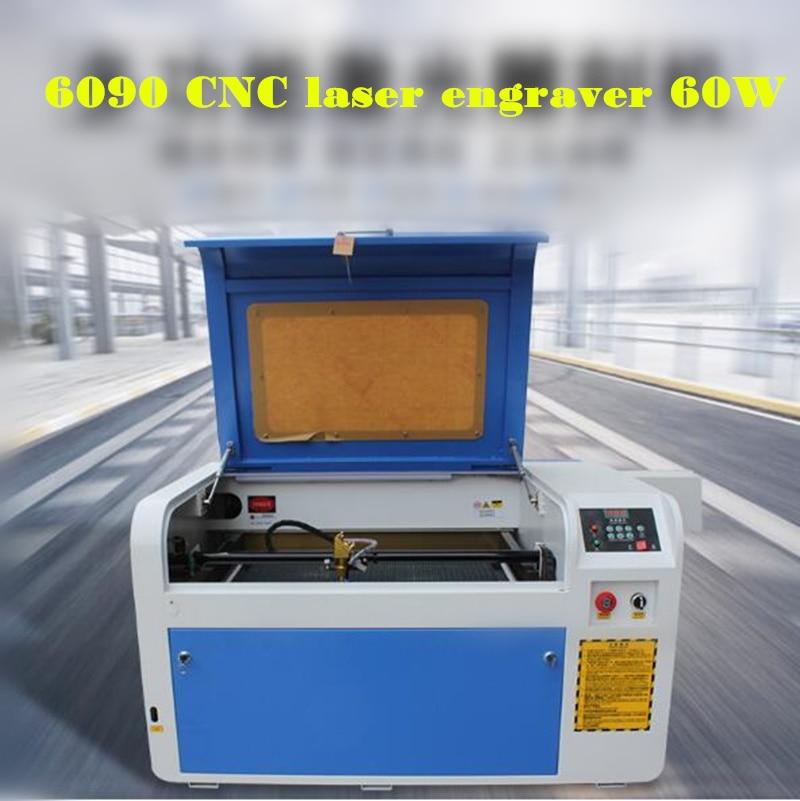2019 NEWEST Laser Engraving 600*900 mm 60W Co2 Laser Engraver Cutting Machine DIY Laser Cutter Marking CNC machine