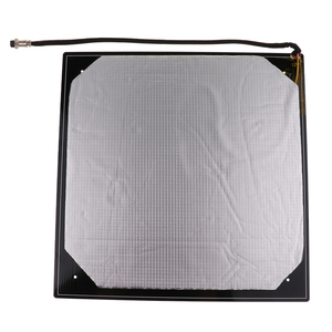 Image 5 - 12/24V CR10 310*310/410*410/510*510*3MM heatbed 업그레이드 MK3 Heatbed 알루미늄 ende 3 CR 10 V2 CR 10S S4 S5 3d 프린터 Hotbed