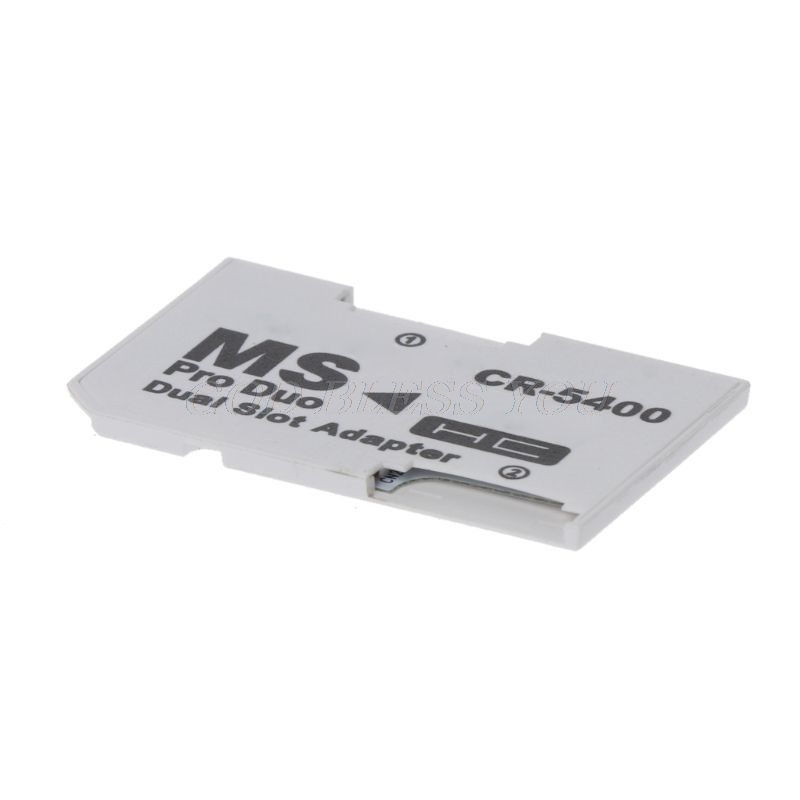 Memory Card Adapter SDHC Cards Adapter Micro SD/TF to MS PRO Duo for PSP Card Drop Shipping 4