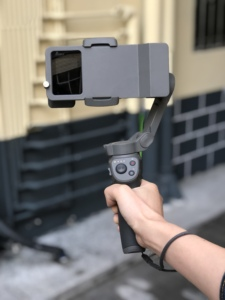 Image 3 - Handheld Gimbal Adapter Switch Plate for GoPro Hero 7 6 5 DJI Osmo Action Switch Mount Adapter for DJI Osmo Mobile 3 4 Stablizer