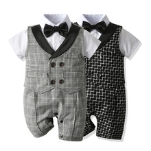 Baby Boys Clothes Summer Newborn Baby Romper