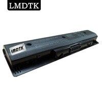 Lmdtk 새로운 6 셀 노트북 배터리 hp envy 14 15 17 터치 시리즈 HSTNN-YB4N HSTNN-YB4O p106 pi06 pi06xl pi09 무료 배송
