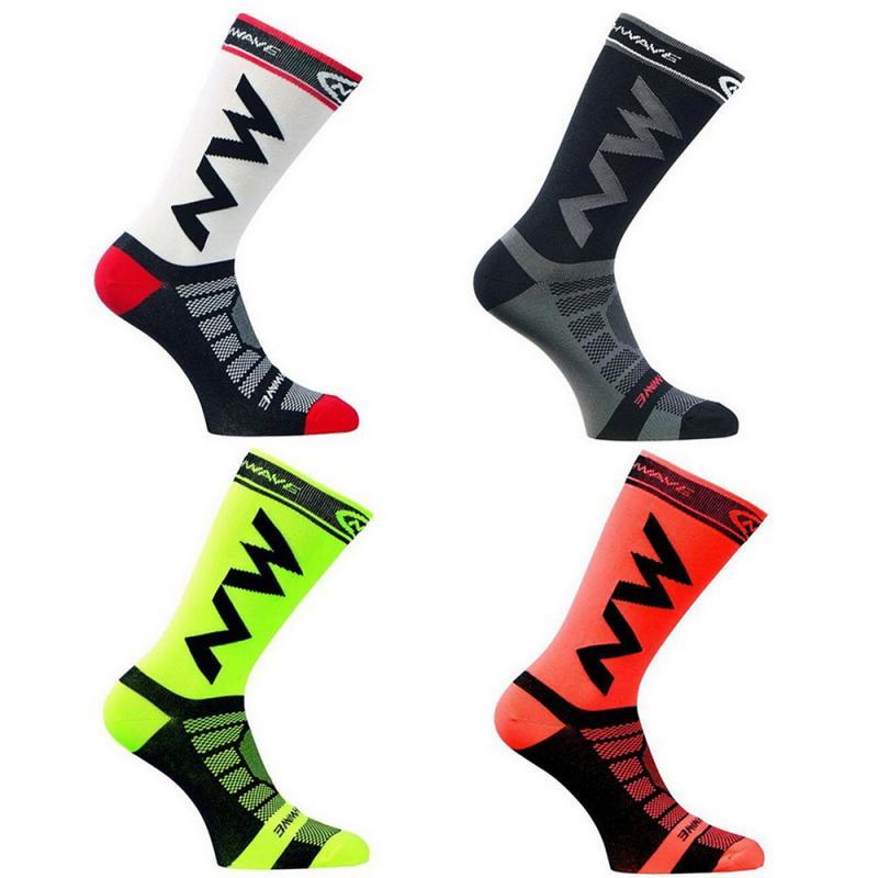 1/4 Pair Outdoor Running Cycling Sports 4 Color Socks Riding Cycling Basketball Summer Hiking Tennis Ski Slip Socks Low Sale