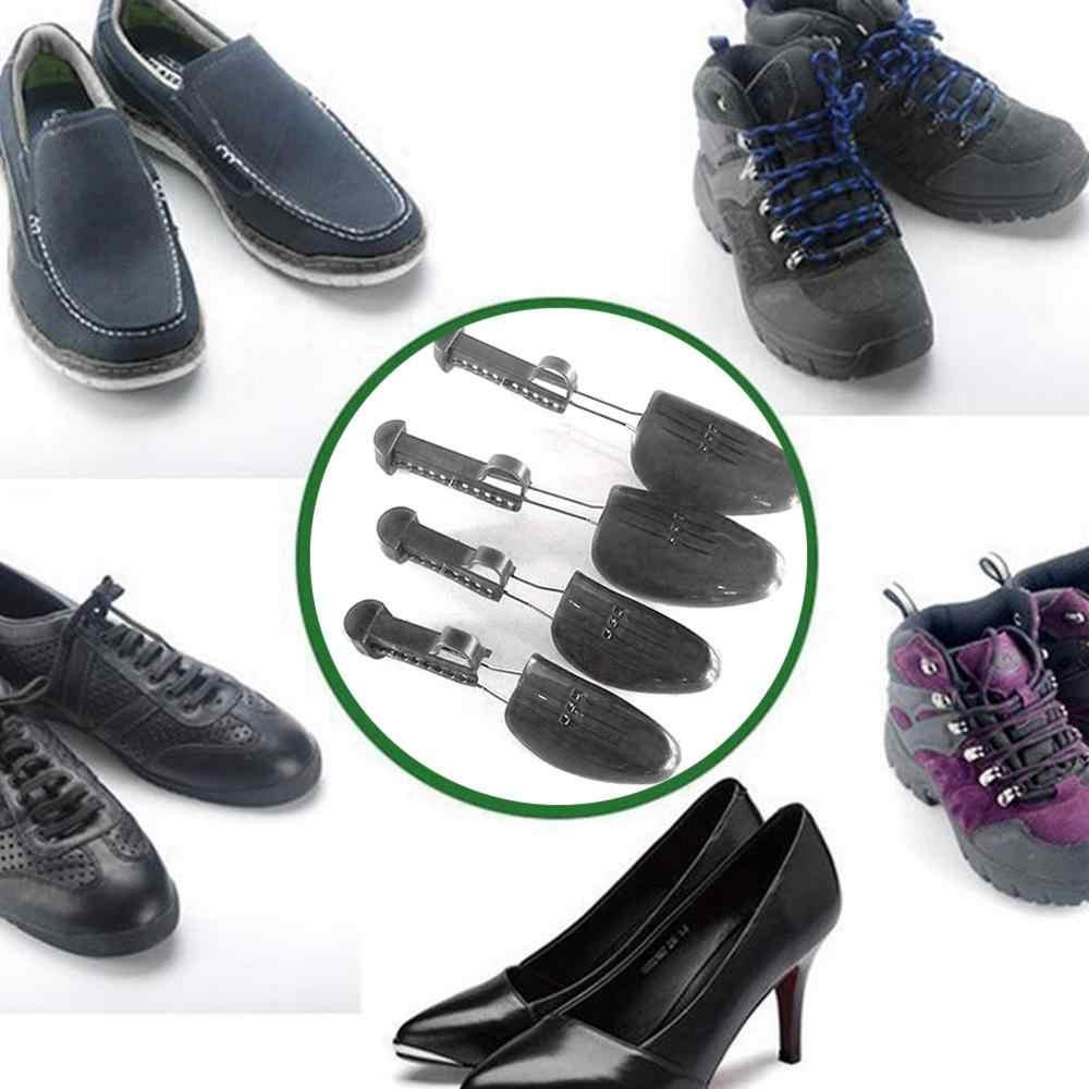 1 par de estiradores de zapatos ajustables de diseño principal calzado hombres mujeres Unisex