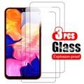 Защитное стекло, закаленное стекло для Samsung Galaxy A20/A30/A40/A50/A70/A70s/A 20/30/40/50, 3 шт.