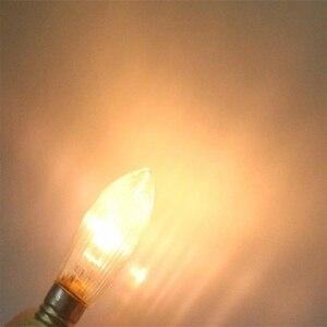 10 шт./лот E10 светодиодные Сменные лампочки лампы в виде свечи лампочка 10 55 В переменного тока лампочки в винтажном стиле лампа Эдисона для ванной комнаты кухни дома|Праздничное освещение|   | АлиЭкспресс