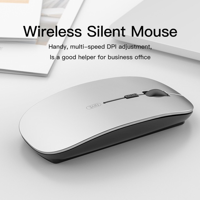 Wireless Mouse Gamer Computer Mouse Wireless Gaming Mouse Ergonomic Mause 4 Buttons USB Optical Game Mice For Computer PC Laptop 2