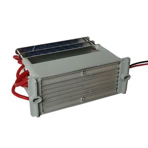 Image 5 - 15 g/h ac 220 v gerador de ozônio portátil integrado ozonizador cerâmico