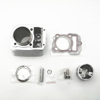Brand New Free Shipping Cylinder piston gasket suite is suitable for Honda CG150