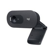 Logitech kamerası C270i/C270 orijinal masaüstü bilgisayar dizüstü bilgisayar 720P HD Webcam Video Logitech HD Pro Webcam C270