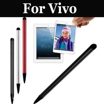 Precyzyjny pojemnościowy rysik rysik do ekranu dotykowego do Vivo Y95 X20 Plus UD X21 X21 UD Y81 V11 NEX z podwójnym wyświetlaczem tanie i dobre opinie LACHOUFFE Stylus Pen