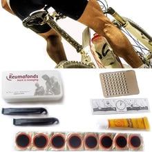 Bicycle-Accessories Repair-Tool Tire-Repair-Package Inner-Tube Mountain-Road-Tire Can