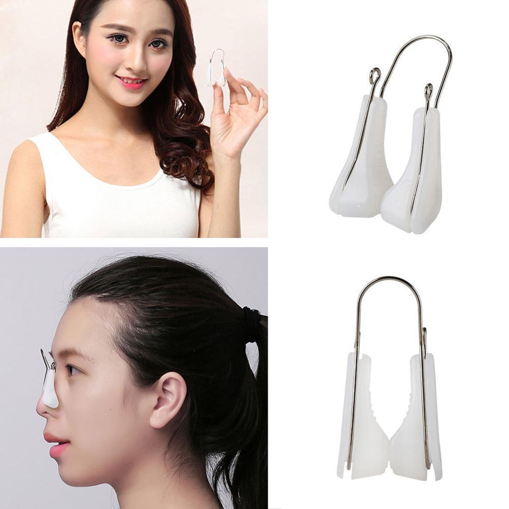 Силиконовое устройство для формирования носа с зажимом, устройство для моделирования, выпрямления и похудения, K5V1
