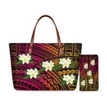HYCOOL niestandardowe polinezyjskie luksusowe torebki damskie torebki projektant torby na ramię modne torebki damskie torebki Crossbody dla kobiet 2020 tanie tanio CN (pochodzenie) Neopren Wszechstronny 11 5cm Torby podróżne 39cm zipper Podróż skrzynki 0 5kg Z21AL SOFT Moda Neoprene