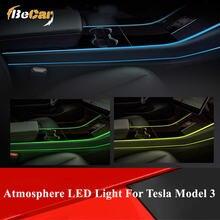 Becar 1 шт Центральная консольная лампа с app управлением атмосферный