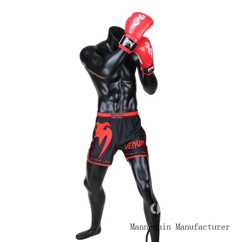 Индивидуальный фитнес спортивный бокс манекен для всего тела бокса и защиты осанки стенд для макета модель заводской продажи Манекены      АлиЭкспресс