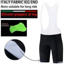 Shorts Men Bike Cycling Gel-Padded Outdoor-Wear Riding-Bib Coolmax Black 5D Whole New