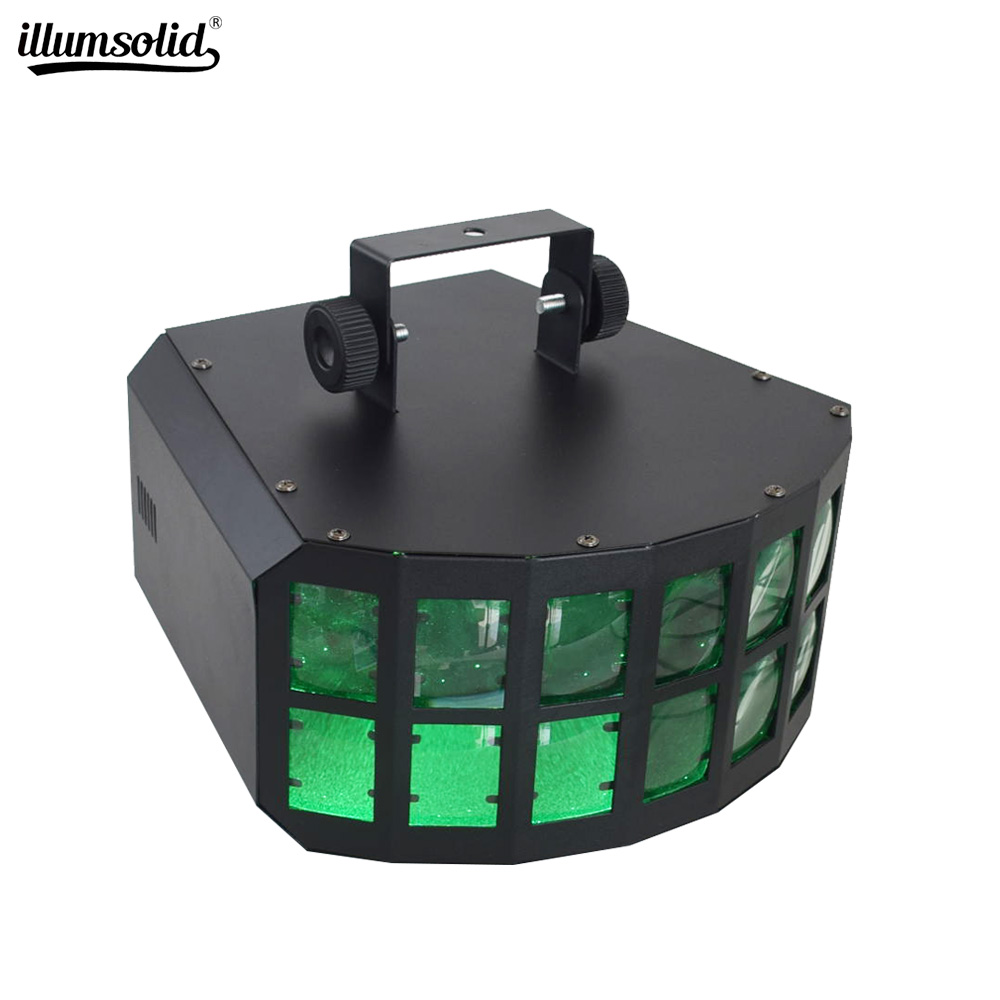 DMX LED Stage Lights Spot Holiday Lighting Projector For Disco Club Party Wedding Bar Events