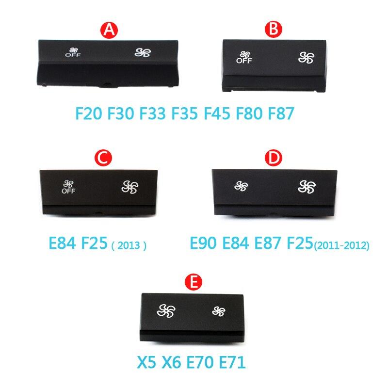 Dashboard Airconditioner Ventilator Wind Volume Knop Capes Voor BMW 1 2 3 4X1X3X5X6 Serie F20 F30 F35 F80 F25 F26 E70 E84 E90