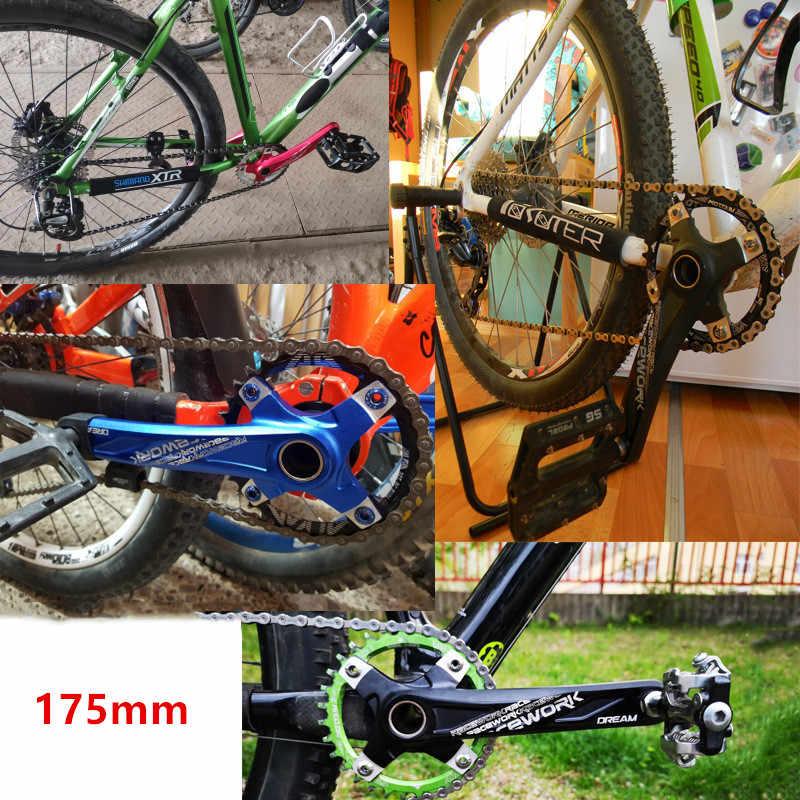 izquierda//derecha DaMohony Cambio de marchas para bicicleta