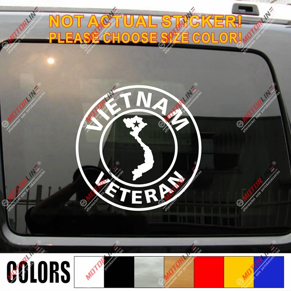 South Vietnam Flag Decal Sticker Car Vinyl pick size no bkgrd die cut
