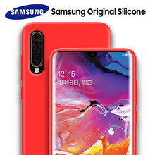Samsung A50 Case Official Original Silicone Protector shockproof Cover Galaxy A70 A30 A20 A10