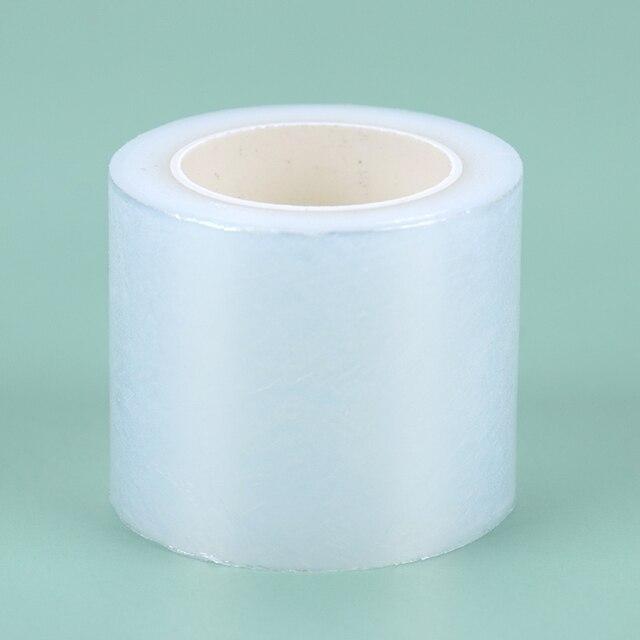1 Roll 40MM*200M Tattoo Plastic Wrap Cover Preservative Film Semi Permanent Makeup Tattoo Eyebrow Protect Accessory 1