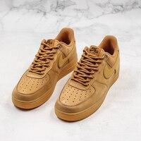 Nike кроссовки обувь для скейтбординга Air Force 1 '07 WB мужские спортивные уличные стиль обувь CJ9179-200