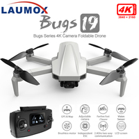 MJX Bugs 19 GPS Drone mit 5G WiFi 4K HD Kamera FPV Professionelle UAV Autoreturn B19 Faltbare Bürstenlosen RC Quadcopter