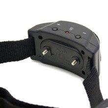 Vibration Sound-Sensor PET Anti-Bark-Collar Dog Electric Shock And 853 WALZY No-Battery