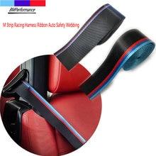 Ремень безопасности m для гоночных автомобилей лента bmw e36