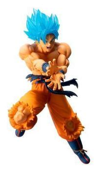 In Stock Original Banpresto Dragonball Super Broly Figure Oversea limited Super Saiyan God Super Saiyan Son Goku