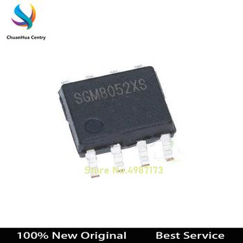 20 sztuk SGM8052XS SOP8 100 nowy SGM8052XS oryginalny w magazynie większy rabat na większą ilość tanie i dobre opinie Bateria Akcesoria