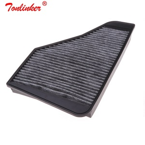 Image 3 - Cabin Filter Oem A1408350047 For Mercedes S Class W140 1991 1998/S CLASS Coupe C140 1992 1999 Model 1Pcs Activated Carbon Filter