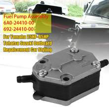 Fuel Pump Accessory Replacement for Yamaha 25HP-85HP,for Tohatsu,for Suzuki Pressurize Gasoline From Tank(China)