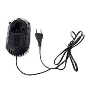 Image 1 - Carregador de bateria 3c quente para makita bl1013 df330d 12.6v baterias de lítio íon dc10wa dls homeful plugue da ue