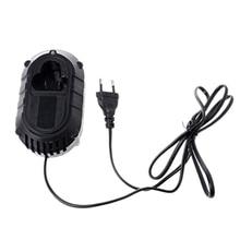 Chargeur de batterie chaude 3c pour Makita Bl1013 Df330D 12.6V Batteries Lithium Ion Dc10Wa Dls fiche ue