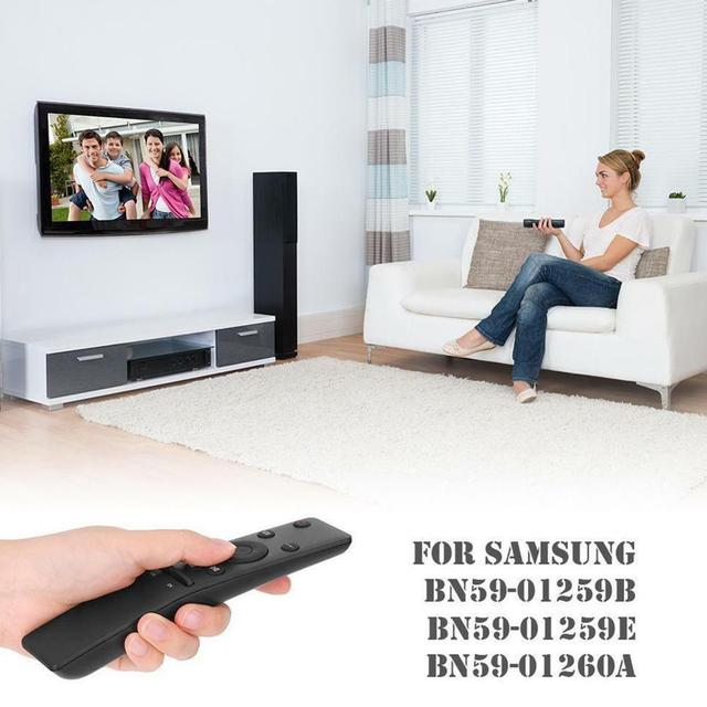 1PC Large Button Smart TV Remote Control for Samsung BN59-01260A BN59-01259B/E/D BN59-01260A TV Television Remote Controller 4