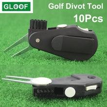10 шт/лот 5 в 1 многофункциональный инструмент для ремонта golf
