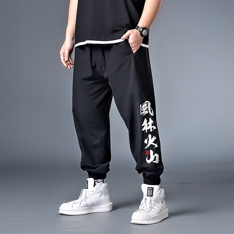 Брюки карго мужские с карманами в стиле хип хоп, 7XL/6XL/XXXXL|Брюки-карго| | АлиЭкспресс