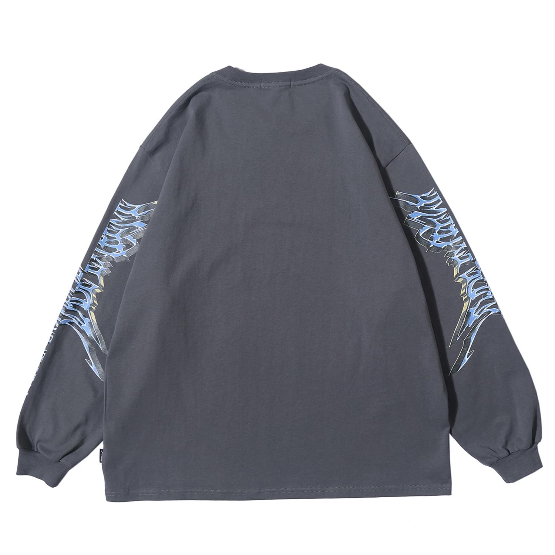 Aelfric Eden Vintage Angel Sweatshirt Mens 2020 Cotton Oversize Hip Hop Pullover Sweatshirt Men Harajuku Hoodie Long Sleeve Tops 4