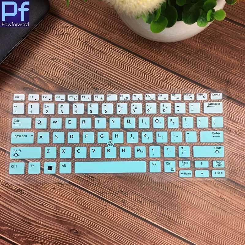 سيليكون غلاف لاصق للكمبيوتر المحمول غطاء حامي لديل خط العرض 14 5480 5490 7490 14 3340 E3340 E5490 E5491 E5450 E7450 E7470 7480 E7480