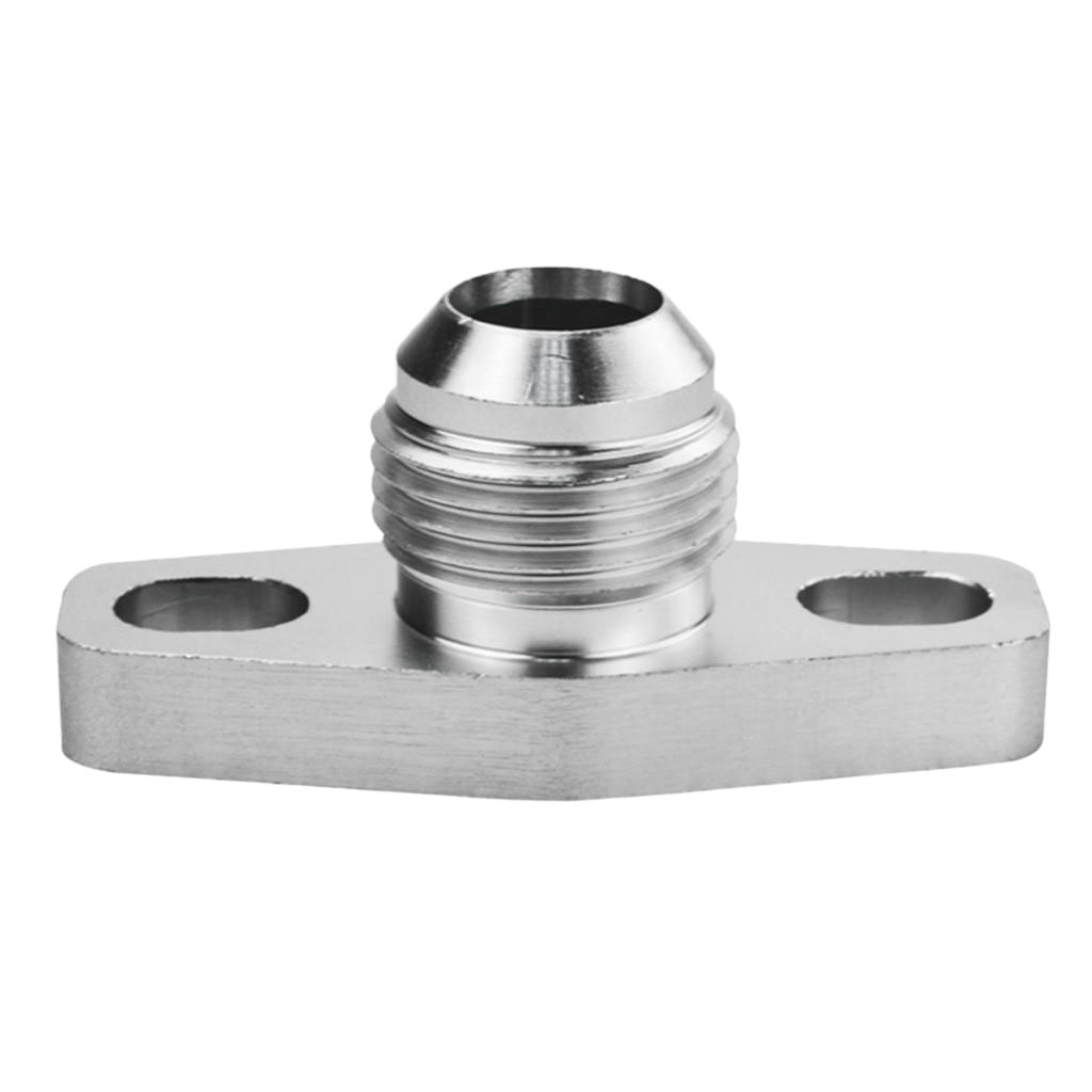 <font><b>Turbo</b></font> Oil Drain Outlet Flange Adapter AN10 Fitting for GT/T17/T20/T25/T28/<font><b>T30</b></font>/T35 Chargers image