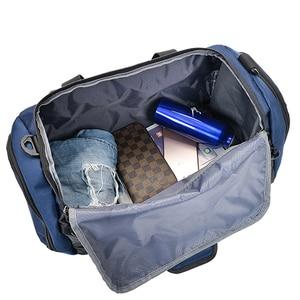 Image 2 - Bolsa de deporte profesional para exteriores, bolsa de gimnasio para hombre y mujer, almacenamiento para zapatos independiente, bolsa de entrenamiento, bolsa de Fitness portátil para hombro