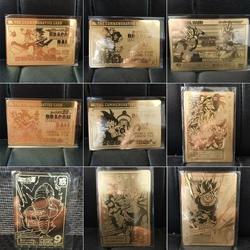 Dragon Ball Super Ultra Instinct Goku Jiren экшн-игрушки Фигурки BANDAI часы в советском стиле игра флеш-карта коллекционные карточки