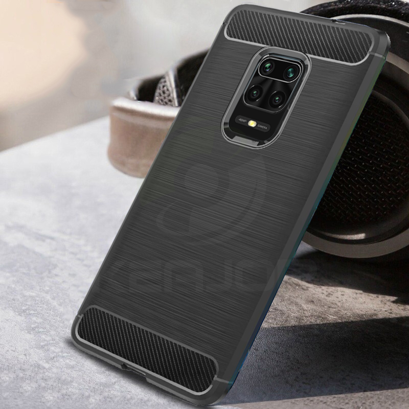 Soft Case For Xiaomi Redmi Note 9S 9 S Case Silicone Shockproof Phone Cover For Redmi Note 9S Case 360 Full Protection Fundas