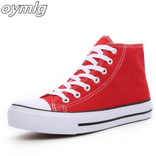 HOT 2020 men Breathable canvas shoes vulcanized couple