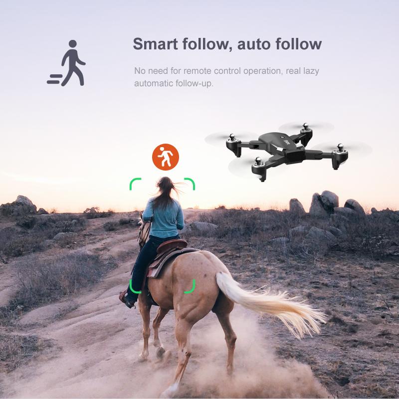 smart follow me drone mode