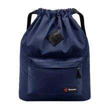 Backpack Women Canvas 3pcs/set Teenager Girls Backpacks Shoulder Bag Female Drawstring Outdoor Sports #TX