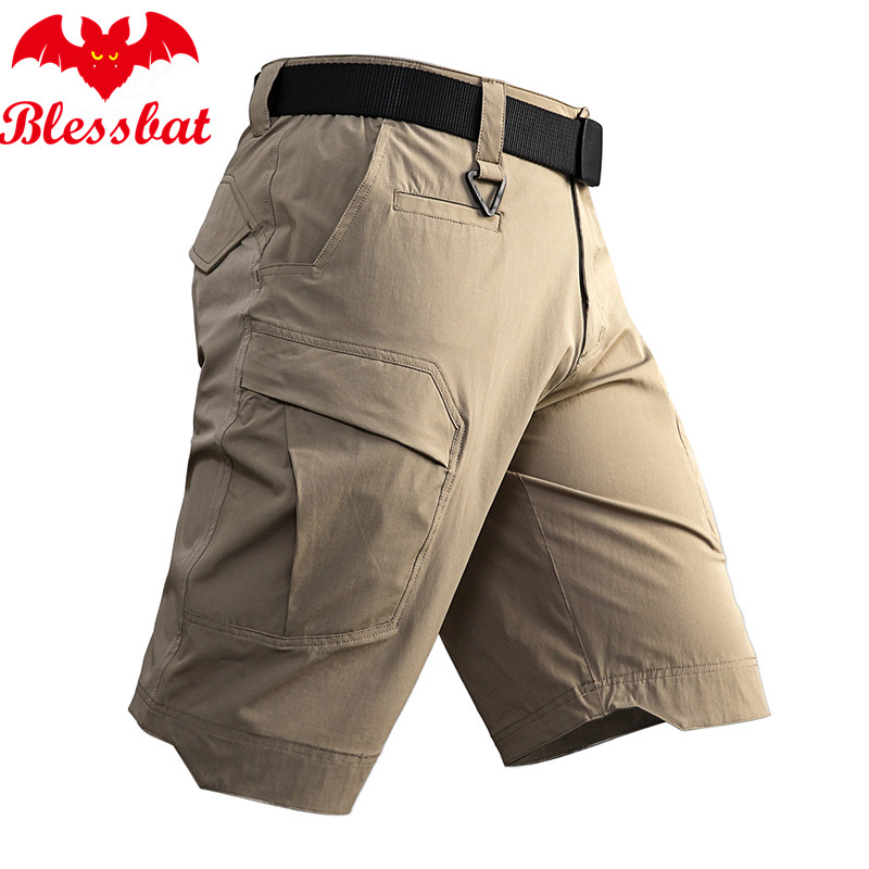 Military Army Army Combat Raincoats Fast Drying Summer Men Light Tactical Shorts Pocket Multi Airsoft Pocket
